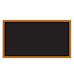chalkboard symbol icon design beautiful isolated vector image