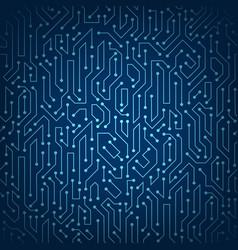 Circuit data digital pattern technology vector