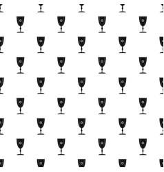 Judaism cup pattern seamless vector