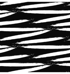 Paint ink brush stroke seamless pattern vector