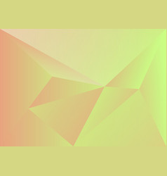 stylish geometry vector image