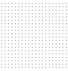 Vintage Polka Dot Pattern vector