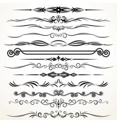 Ornament design vector