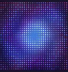 Abstract purple disco background vector