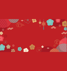 Happy chinese new year design 2020 rat zodiac vector
