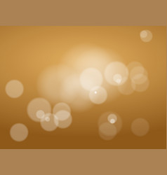 background with blur and bokeh vector image vector image
