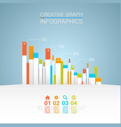 Creative dates vector