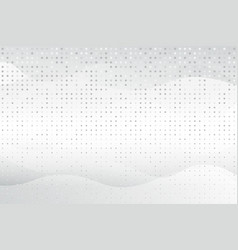 neutral background with waves vector image
