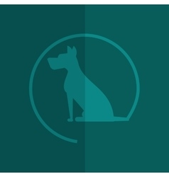 Pet related icons image vector