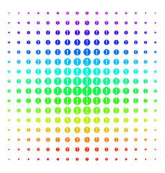 problem shape halftone spectrum effect vector image