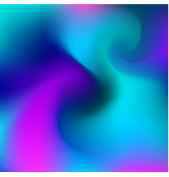 abstract creative concept multicolored blurred vector image