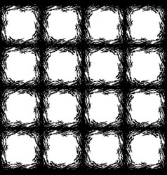 seamless square texture carpet vector image vector image