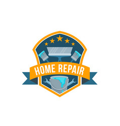 work tools icon for home repair vector image vector image