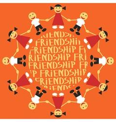 Friendship vector