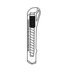 tool cutter icon image vector image vector image