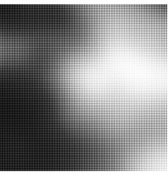 dot pattern halftone pattern vector image