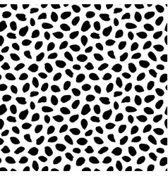 Dots or spots pattern seamless texture background vector