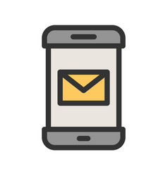 Email app vector