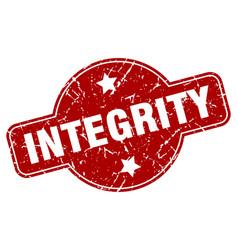 Integrity vector