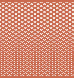 Red brick seamless pattern background vector