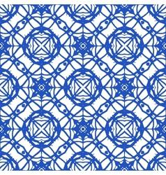 Seamless pattern with Mediterranean motifs vector
