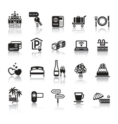 signs tourism travel sports third set vector image