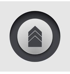 modern circle icon Eps10 vector image vector image