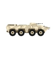 BTR tank vector