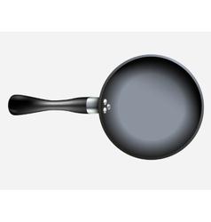 empty pan vector image