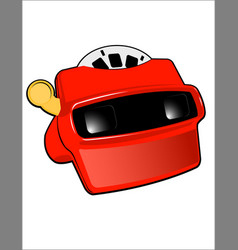 view master vector image
