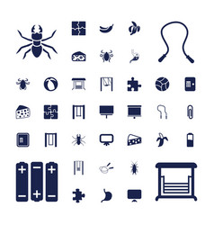 37 painting icons vector