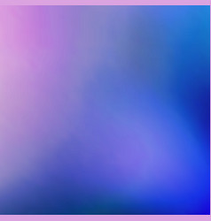 abstract background blur pink and blue colors vector image