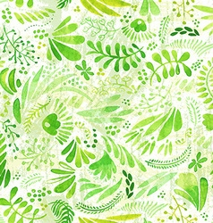 Spring seamless textured background vector image vector image