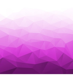 Abstract Gradient Purple Geometric Background vector image
