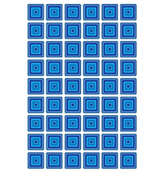 Square design wallpaper vector image