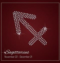 Glamour Zodiac sign design vector