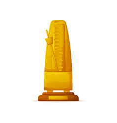 gold award measuring device golden prize icon vector image