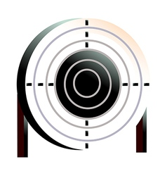 Icon target vector