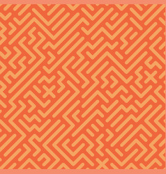 seamless geometric pattern - digital design vector image