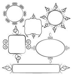 Set a framework vector
