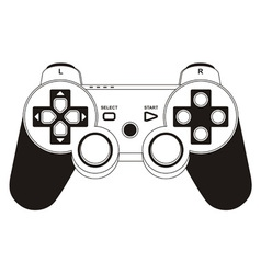 Gamepad joystick vector