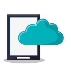 Smartphone cloud secure information vector