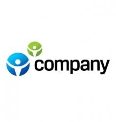 lawyer company logo vector image