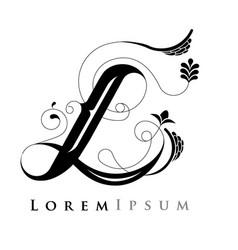 Loremipsum-drop-cap vector