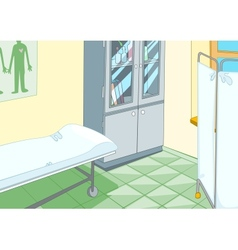 Medical Office vector