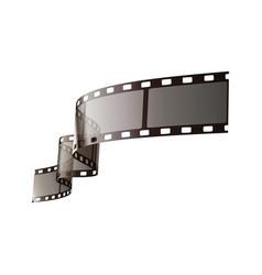 Photographic film icon vector