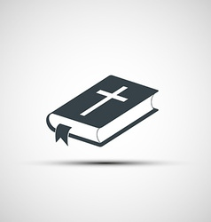 icons of the Bible vector image