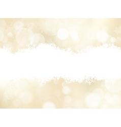 Christmas festive defocused lights eps 10 vector