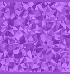Purple triangle tiled background - polygonal vector