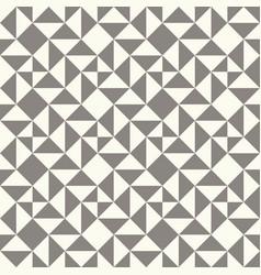 Abstract geometric pattern inspired duvet vector